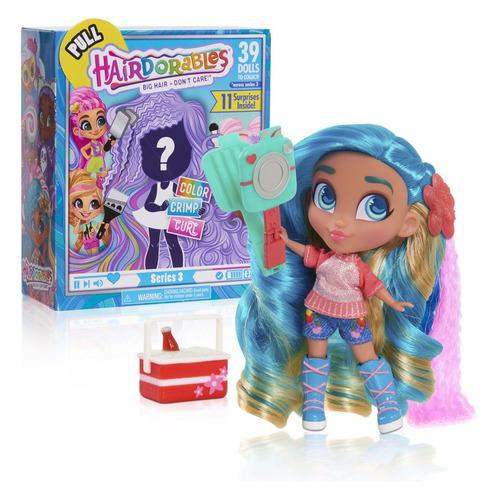 Кукла HAIRDORABLES Яркие вечеринки, 14см [23725]