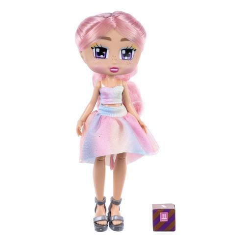 Кукла 1TOY Boxy Girls Delta, 20см [т16630]