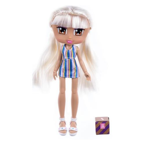 Кукла 1TOY Boxy Girls Bronx, 20см [т16634]
