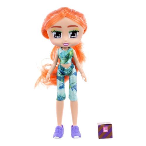 Кукла 1TOY Boxy Girls January, 20см [т16641]