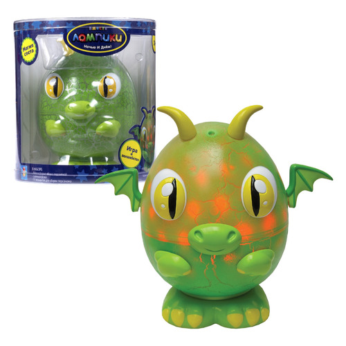 Интерактивная игрушка 1Toy Лампики Дракон [т16363]