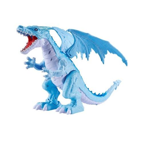 Интерактивная игрушка ZURU ROBO ALIVE Дракон Лед [т16646]