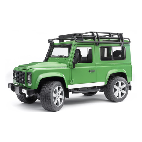 Игрушка BRUDER Land Rover Defender, Внедорожник [02-590]