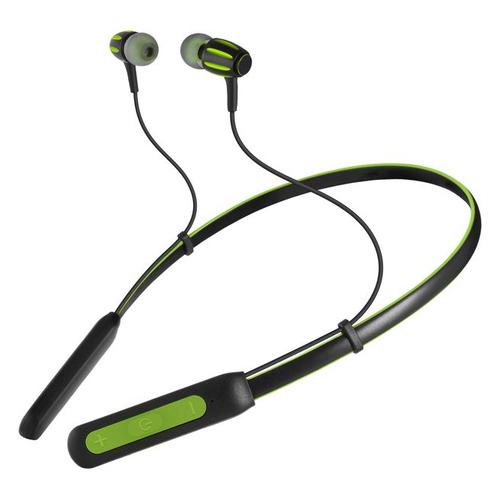 Гарнитура Sven E-235B, Bluetooth, вкладыши, зеленый [sv-017903] гарнитура sven e 211m 3 5 мм вкладыши белый