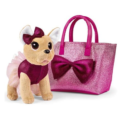 Мягкая игрушка Simba Chi-Chi love Плюшевая собачка с бантиком (5893439) кремовый 20см (5+)
