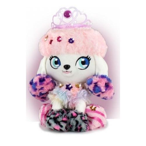 Мягкая игрушка Shimmer Stars Плюшевый пудель (S20300) белый 20см (4+)