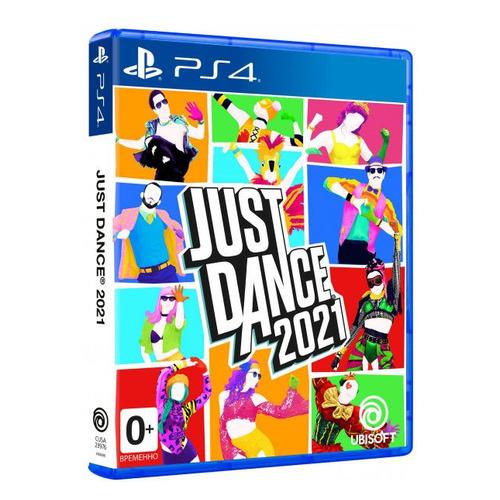 Игра PLAYSTATION Just Dance 2021, русская версия, для PlayStation 4/5