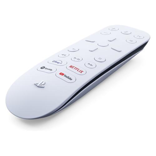 Пульт ДУ PLAYSTATION Media Remote, для PlayStation 5, белый/черный [ps719863625]
