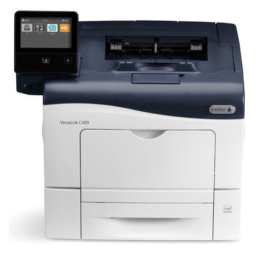 Фото - Принтер лазерный XEROX Versalink C400V_DNM лазерный, цвет: белый мфу лазерный xerox workcentre wc3025ni a4 лазерный белый [3025v ni]