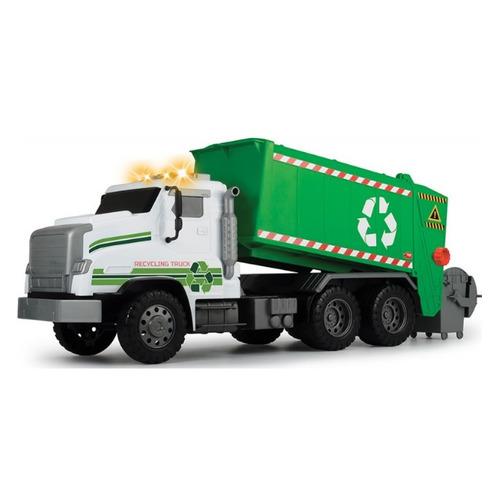 Фото - Игрушка DICKIE City Гигант 55, мусоровоз [3749020] машины dickie эвакуатор гигант 55 см