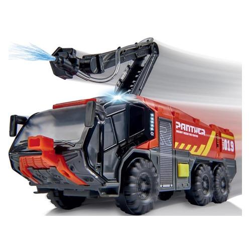 dickie toys набор dickie toys команда спасения sos Игрушка Dickie SOS Противопожарная служба аэропорта, пожарная машина [3714012]
