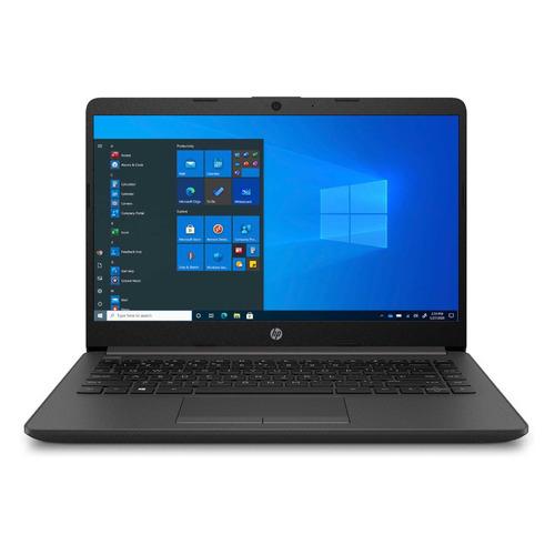 """Ноутбук HP 240 G8, 14"""", Intel Core i5 1035G1 1.0ГГц, 8ГБ, 256ГБ SSD, Intel UHD Graphics , Windows 10 Professional, 2X7J3EA, черный"""