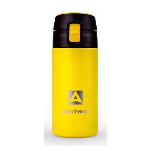 Термокружка АРКТИКА 705-350, 0.35л, желтый текстурный