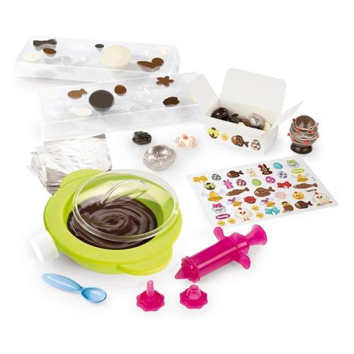 Игровой набор Smoby Фабрика для приготовления шоколадных яиц [312105]