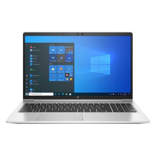 """Ноутбук HP ProBook 650 G8, 15.6"""", Intel Core i7 1165G7 2.8ГГц, 16ГБ, 512ГБ SSD, Intel Iris Xe graphics , Windows 10 Professional, 250A6EA, серебристый"""