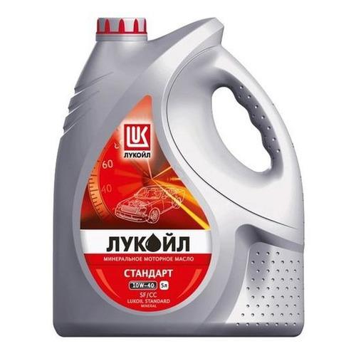 Моторное масло LUKOIL Стандарт 10W-40 5л. минеральное [19186]