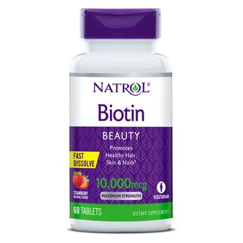 БАД NATROL Biotin, таблетки, 60шт [6885.94]