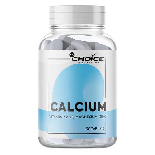 Фото - Витаминно-минеральный комплекс MYCHOICE NUTRITION VITAMIN K2 D3, MAGNESIUM, ZINC, таблетки, 90шт биологически активная добавка arum vitamin c 75 мл