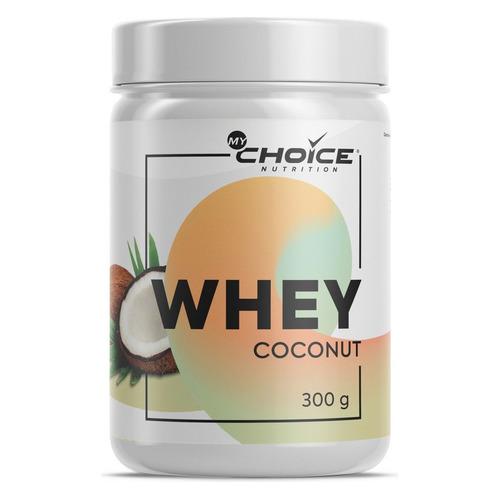 Протеин MYCHOICE NUTRITION Whey, порошок, 300гр, кокос