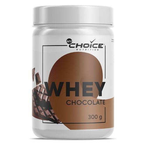 Протеин MYCHOICE NUTRITION Whey, порошок, 300гр, шоколад