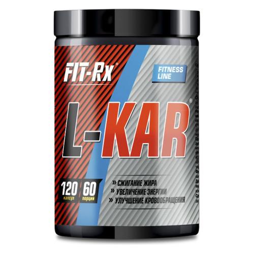 L-карнитин FIT-RX L-KAR, капсулы, 120шт [01044]