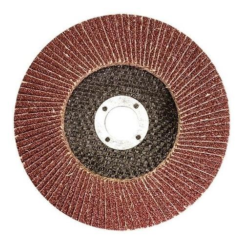 Лепестковый шлифкруг MATRIX 74047, универсальный, 125мм, 22.2мм, 1шт