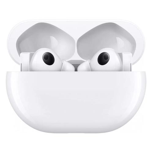 Гарнитура HUAWEI FreeBuds Pro, Bluetooth, вкладыши, белый [55033758]