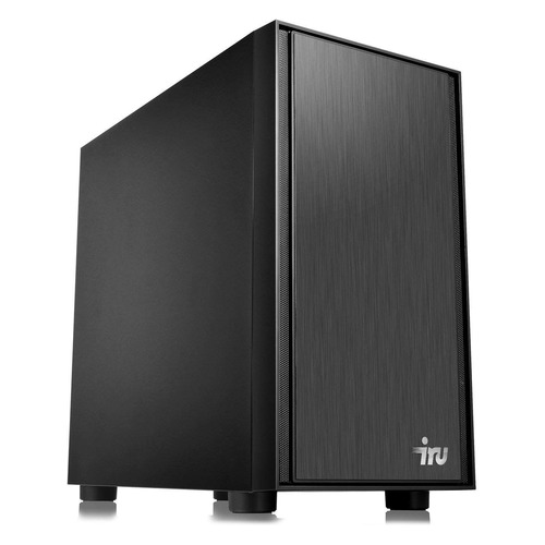Фото - Компьютер IRU Office 315, Intel Core i5 10400, DDR4 8ГБ, 240ГБ(SSD), Intel UHD Graphics 630, Windows 10 Professional, черный компьютер iru office 315 intel core i5 10400 ddr4 8гб 240гб ssd intel uhd graphics 630 windows 10 professional черный