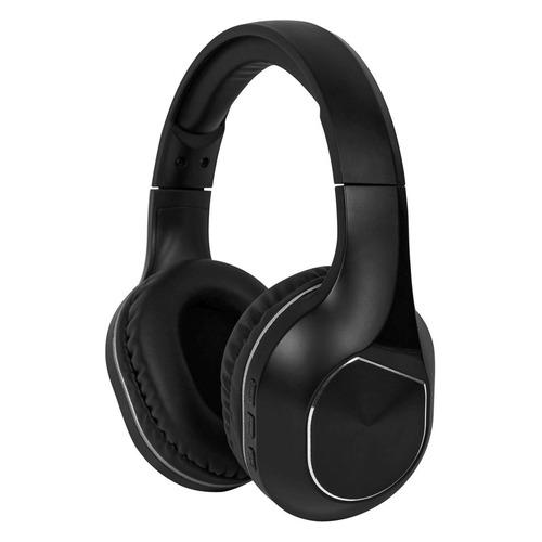 Фото - Гарнитура ROMBICA Mysound BH-17 ANC, Bluetooth, накладные, черный [bh-n014] гарнитура rombica mysound duo tws bluetooth вкладыши синий [bt h025]