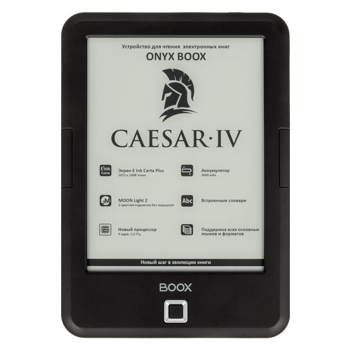 Электронная книга ONYX BOOX Caesar 4, 6