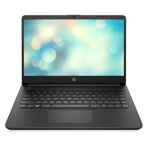 "Ноутбук HP 14s-dq2012ur, 14"", IPS, Intel Pentium Gold 7505 2.0ГГц, 4ГБ, 256ГБ SSD, Intel UHD Graphics , Free DOS 3.0, 2X1P8EA, черный"