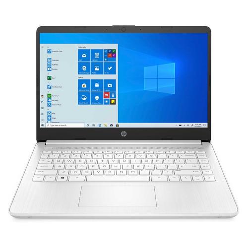 """Ноутбук HP 14s-dq2004ur, 14"""", IPS, Intel Pentium Gold 7505 2.0ГГц, 8ГБ, 512ГБ SSD, Intel UHD Graphics , Windows 10, 2X1N7EA, белый"""