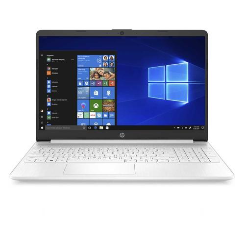 "Ноутбук HP 15s-eq1271ur, 15.6"", IPS, AMD Athlon Gold 3150U 2.4ГГц, 8ГБ, 256ГБ SSD, AMD Radeon , Windows 10, 2X0R7EA, белый"