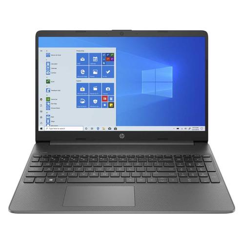 "Ноутбук HP 15s-eq1268ur, 15.6"", IPS, AMD Ryzen 3 4300U 2.7ГГц, 8ГБ, 512ГБ SSD, AMD Radeon , Windows 10, 2X0M4EA, серый"