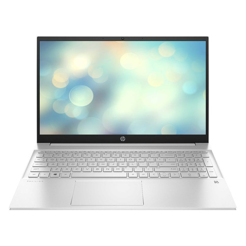 "Ноутбук HP Pavilion 15-eh0005ur, 15.6"", IPS, AMD Athlon Gold 3150U 2.4ГГц, 8ГБ, 256ГБ SSD, AMD Radeon , Free DOS 3.0, 280J1EA, серебристый"