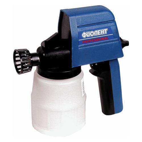 Краскопульт Фиолент КР1-260 60Вт бак:700мл 280мл/мин
