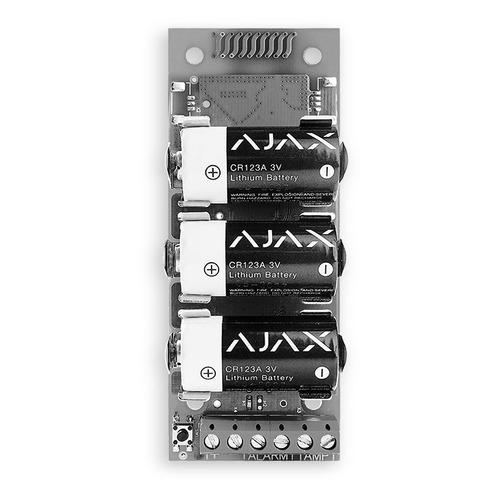 Модуль интеграции датчиков AJAX Transmitter, черный [00-00105544]