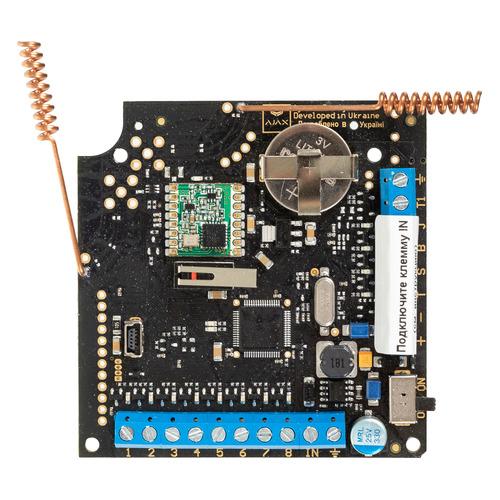 Модуль интеграции датчиков AJAX ocBridge Plus, черный [00-00105546]