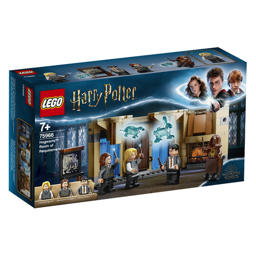 Конструктор LEGO Harry Potter Выручай-комната Хогвартса, 75966 конструктор lego harry potter tm 75966 выручай комната хогвартса