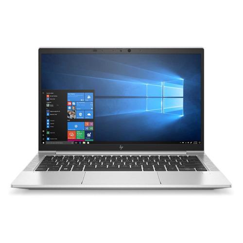 "Ноутбук HP EliteBook 835 G7, 13.3"", AMD Ryzen 5 Pro 4650U 2.1ГГц, 8ГБ, 256ГБ SSD, AMD Radeon , Windows 10 Professional, 204M2EA, серебристый"