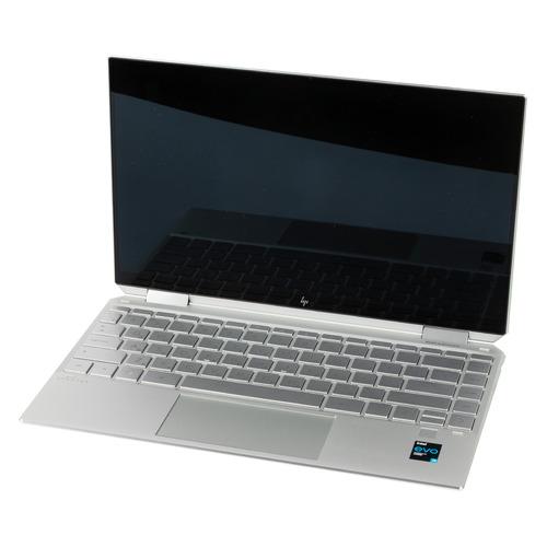 "Ноутбук-трансформер HP Spectre x360 13-aw2025ur, 13.3"", IPS, Intel Core i5 1135G7, Intel Evo 2.4ГГц, 8ГБ, 512ГБ SSD, Intel Iris Xe graphics , Windows 10, 2X1X7EA, серебристый"