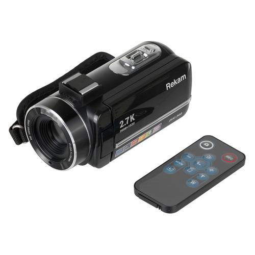 Фото - Видеокамера Rekam DVC-560, черный, Flash [2504000005] дисплей