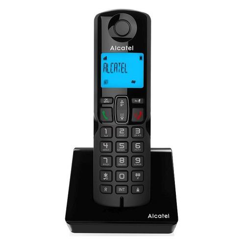 Фото - Радиотелефон ALCATEL S230 RU, черный [atl1422771] радиотелефон alcatel smile grey