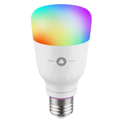 Умная лампа Yandex YNDX-00010 E27 9Вт 900lm