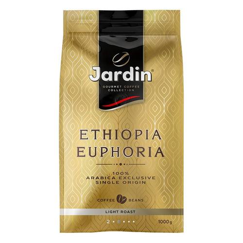 Кофе зерновой JARDIN Ethiopia Euphoria, средняя
