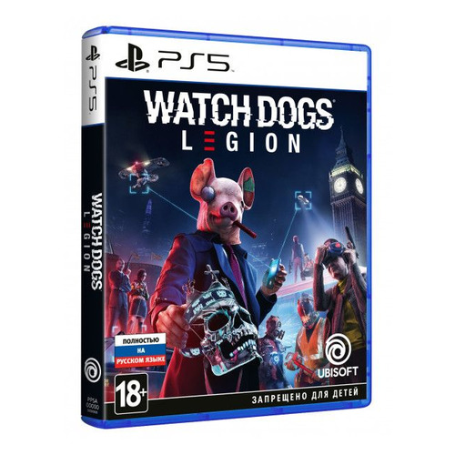 Игра PLAYSTATION Watch_Dogs: Legion, русская версия, для PlayStation 5 недорого