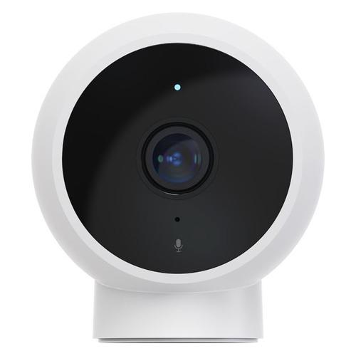Видеокамера IP Xiaomi Home Security Camera 2.52-2.52мм цветная корп.:белый