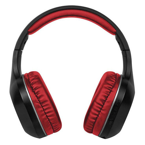 Фото - Гарнитура ROMBICA Mysound BH-17 ANC, Bluetooth, накладные, красный [bh-n012] гарнитура rombica mysound duo tws bluetooth вкладыши синий [bt h025]