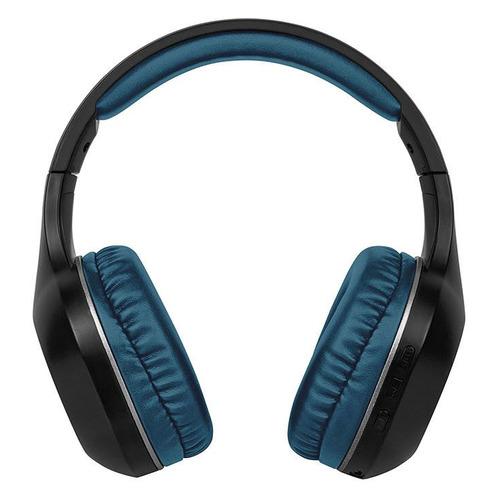 Фото - Гарнитура ROMBICA Mysound BH-17 ANC, Bluetooth, накладные, синий [bh-n013] гарнитура rombica mysound duo tws bluetooth вкладыши синий [bt h025]