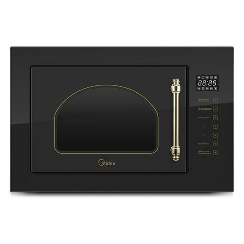 Микроволновая Печь Midea MI9252RGB-B 25л. 900Вт черный (встраиваемая)